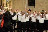 Concert du 20 juin 2017 église d'Ascain
