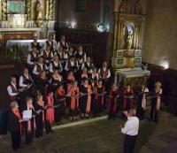 Concert à Ascain (19 juillet 2011)