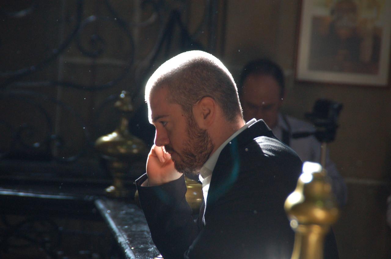 Messe d'hommage à Urteaga